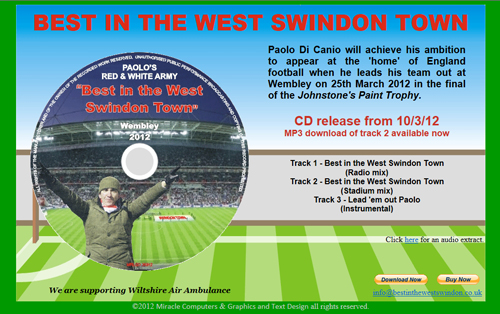 Best in the West Swindon Town